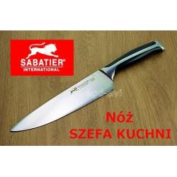 Promocja Nóż Szefa Kuchni SABATIER Super Jakość