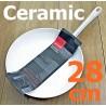 Patelnia ceramiczna GoCook Profi 28cm indukcja