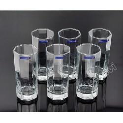 6-szklanek Luminarc Octime wysokie 0,33L
