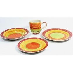 Talerz płytki obiadowy PICO MEXICO ceramika