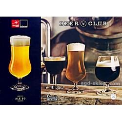 Szklanki pokale do piwa 500ml Beer Club Bormioli Rocco