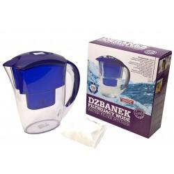 Dzbanek filtr do wody 2,4L z elektronicznym wskaźnikiem