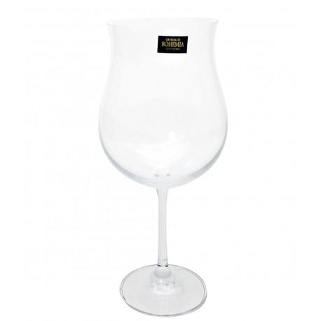 Kieliszki do wina 6 x 660ml Bohemia Crystal