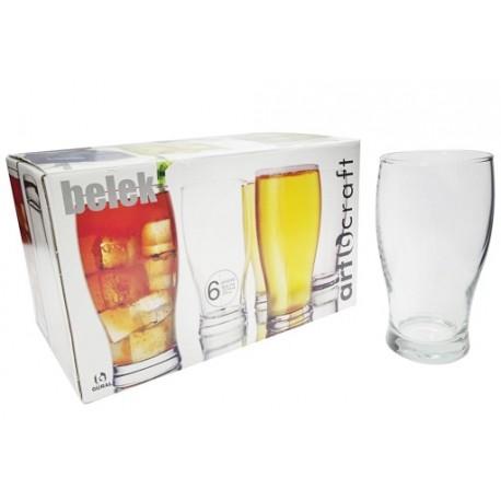 6-szklanek do piwa Art Craft 350ml