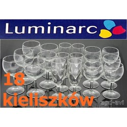 Kieliszki 18szt OPTI Luminarc