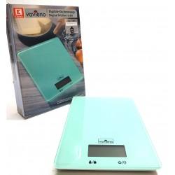 Waga kuchenna 5kg z miarą pojemności elektroniczna