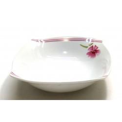 My Home Salaterka miska Rozalia 23,5cm porcelana