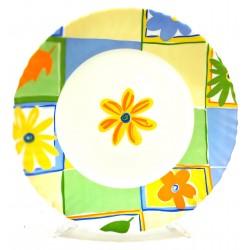 Talerz płytki obiadowy Valensole 25cm Luminarc
