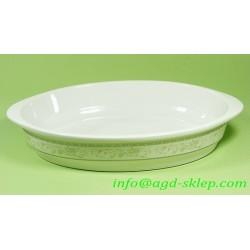 Półmisek ceramiczny żaroodporny do zapiekanek
