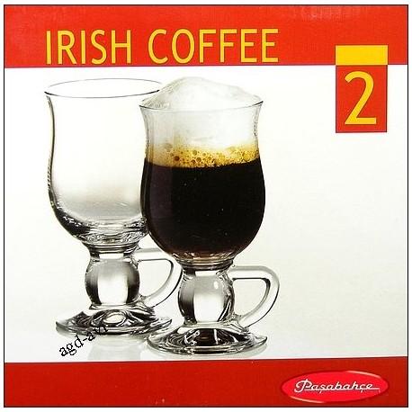 Komplet szklanek 2szt. IRISH COFFEE BR