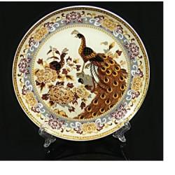 Talerz deserowy Porcelana PAW 6szt.