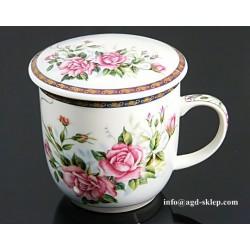 Kubek do ziół, herbaty z sitkiem do zaparzania - HS - 224