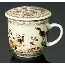 Kubek do ziół, herbaty z sitkiem do zaparzania - PAW 11.1