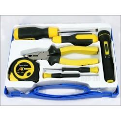 Narzędzia kpl. 7 narzędzi niezbędnik domowy