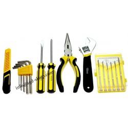 Narzędzia kpl. 16 narzędzi NIEZBĘDNIK domowy