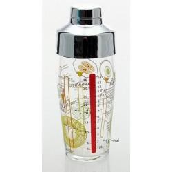 Shaker do drinków 580ml Luminarc